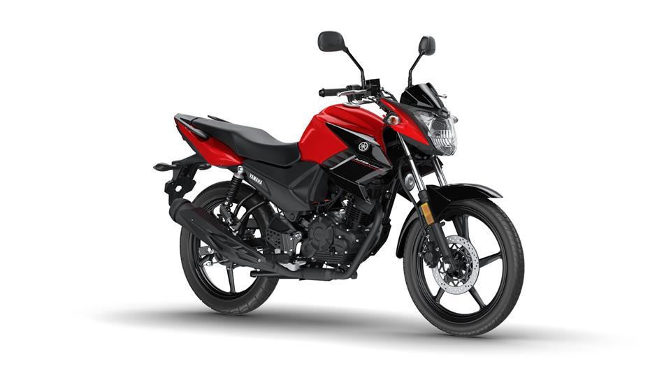 Yamaha YS125 1