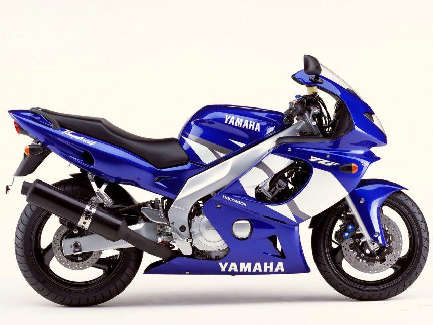 Moto del día: Yamaha YZF 600R Thundercat