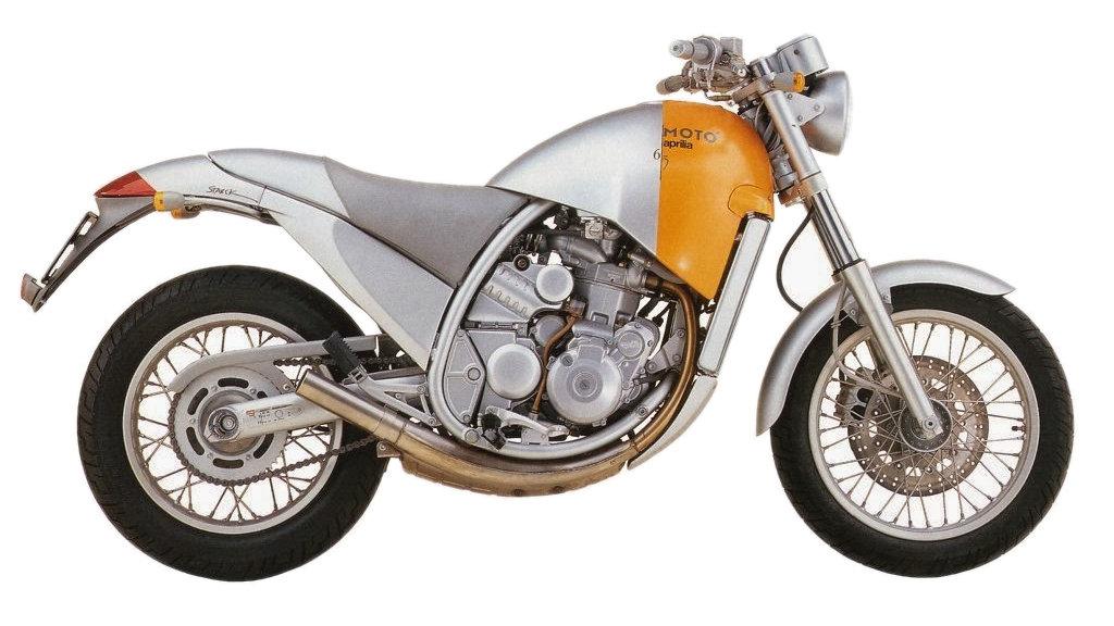 Aprilia Moto 6 5