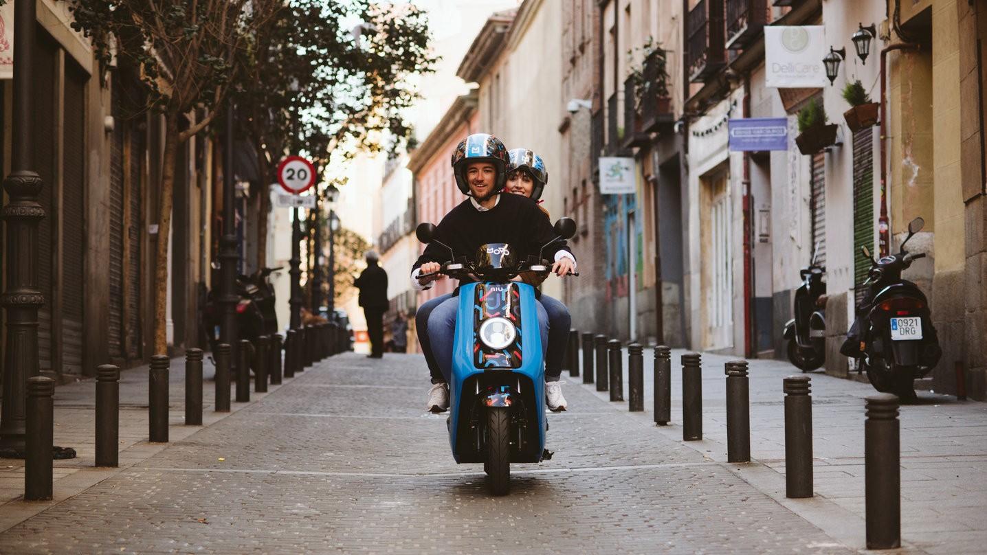 Bienvenidas sean las motos eléctricas de alquiler… hasta cierto punto