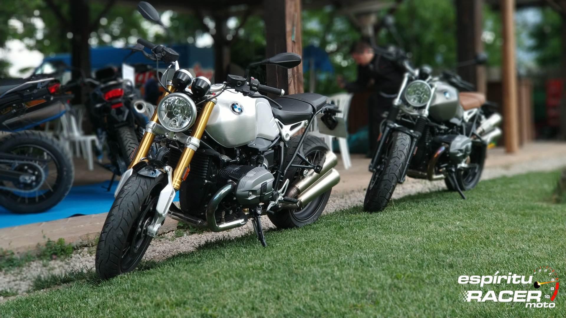 Prueba de contacto: BMW R NineT y R NineT Scrambler