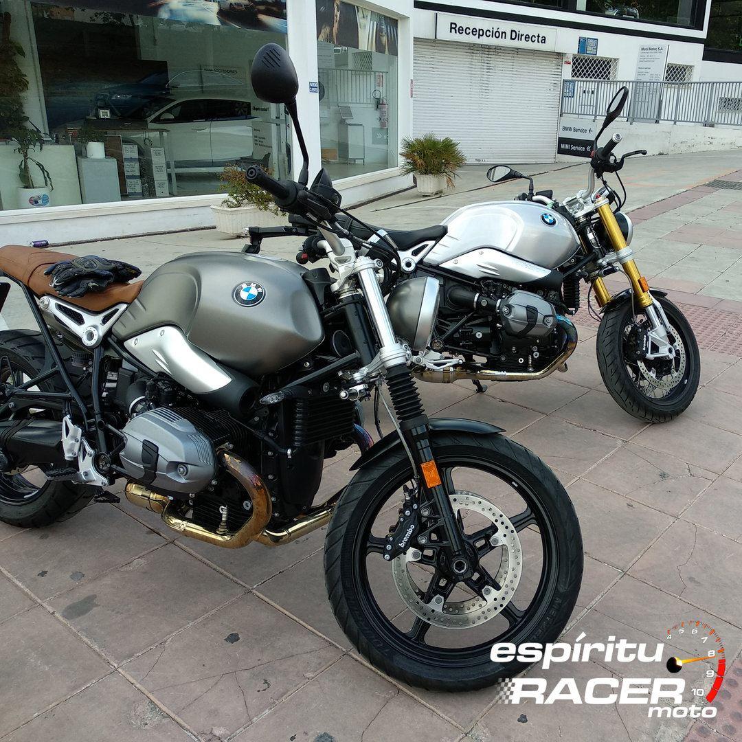Prueba BMW R NineT 08