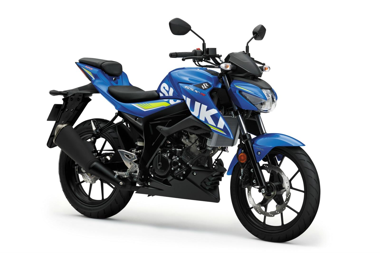Suzuki Gsx S125