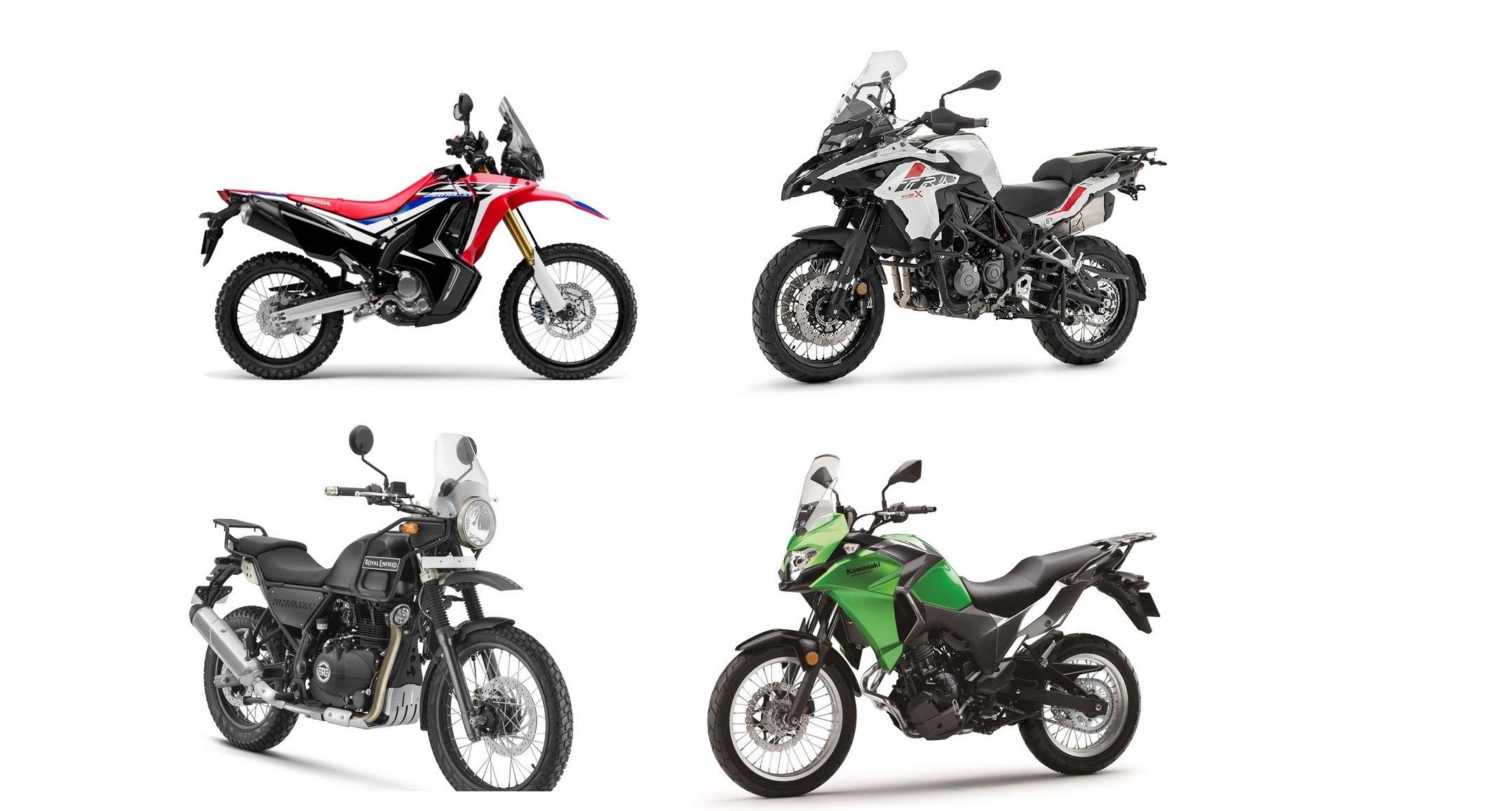 Quiero una moto de aventura para carné A2, ¿cuál compro?