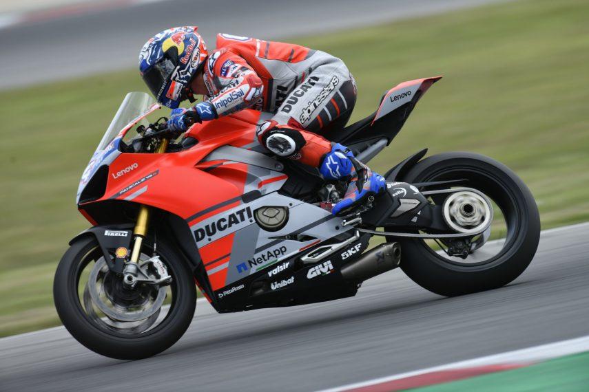 Subastadas las 12 Ducati Panigale V4 S de la Carrera de Campeones