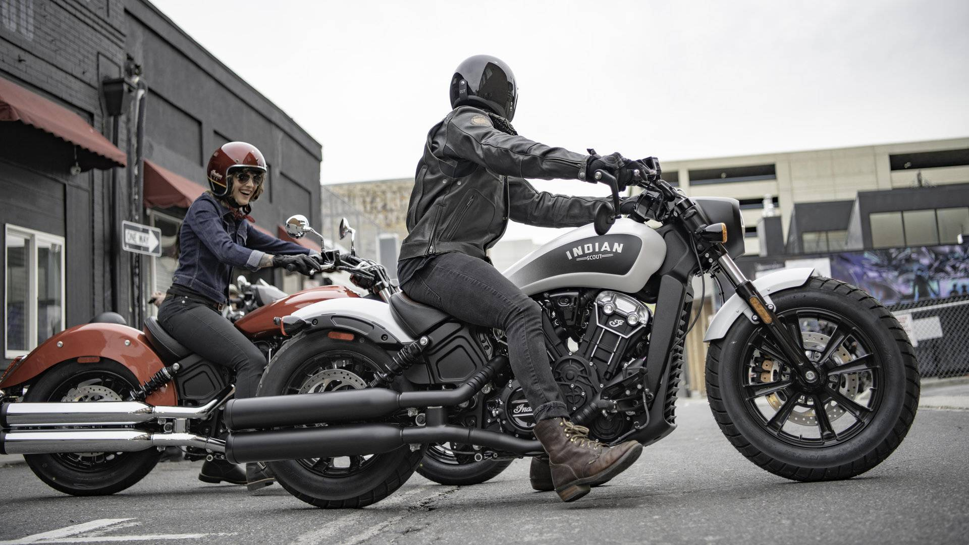 Gama Indian Scout 2019 2