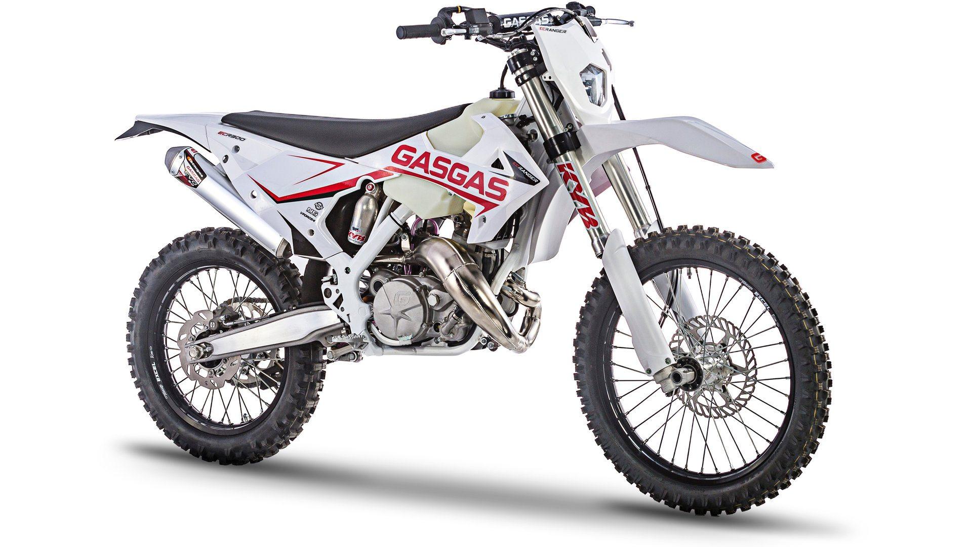 GasGas lanza un nuevo modelo, la ECRanger