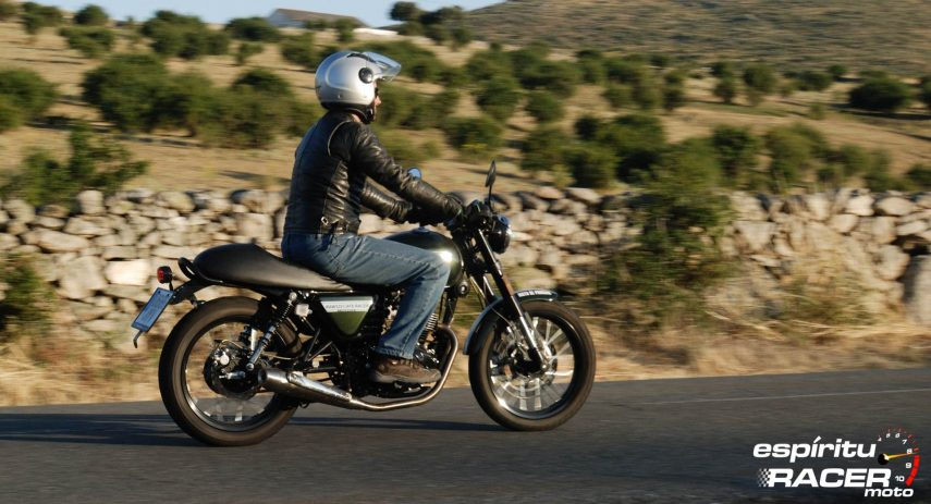 Hanway Raw 125 Cafe Racer 15