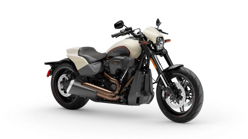 Harley-Davidson FXDR 114, más potente y ligera