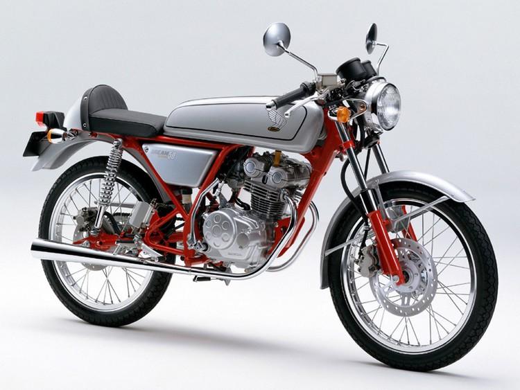 Moto del día: Honda AC15