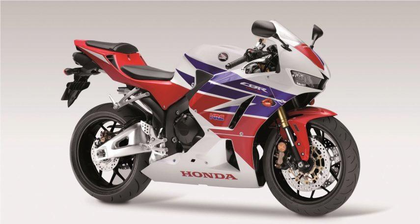 La nueva Honda CBR 600 RR llegará en 2019