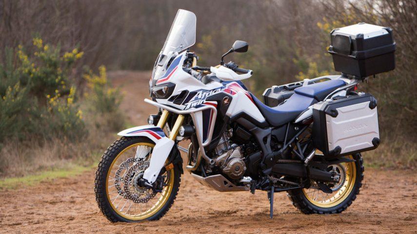 Más filtraciones sobre la nueva Honda CRF 1100 L Africa Twin