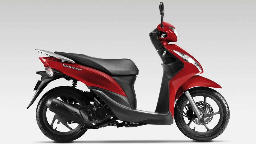 Moto del día: Honda Vision 110