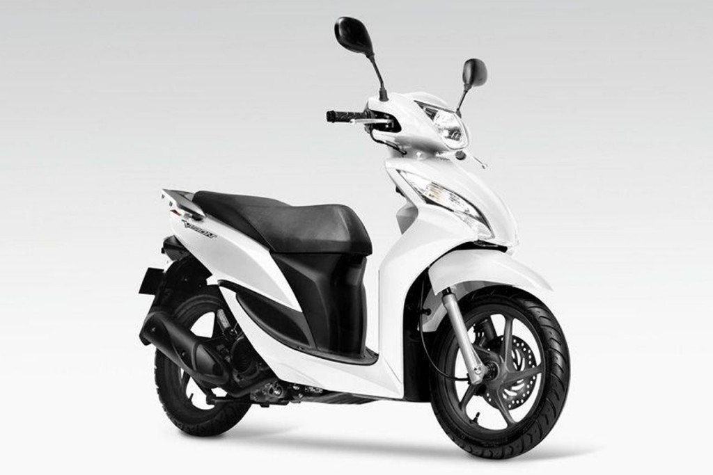Honda Vision 110 2