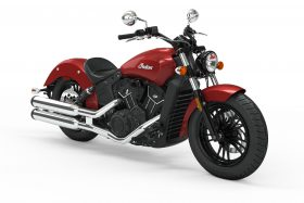 Indian Scout Sixty 2019 Ruby Metallic