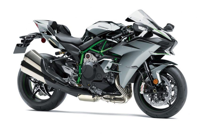 Kawasaki Ninja H2 2019, ¡más leña al fuego!