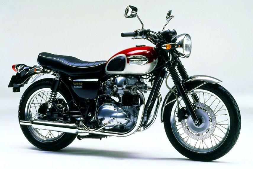 Moto del día: Kawasaki W 650