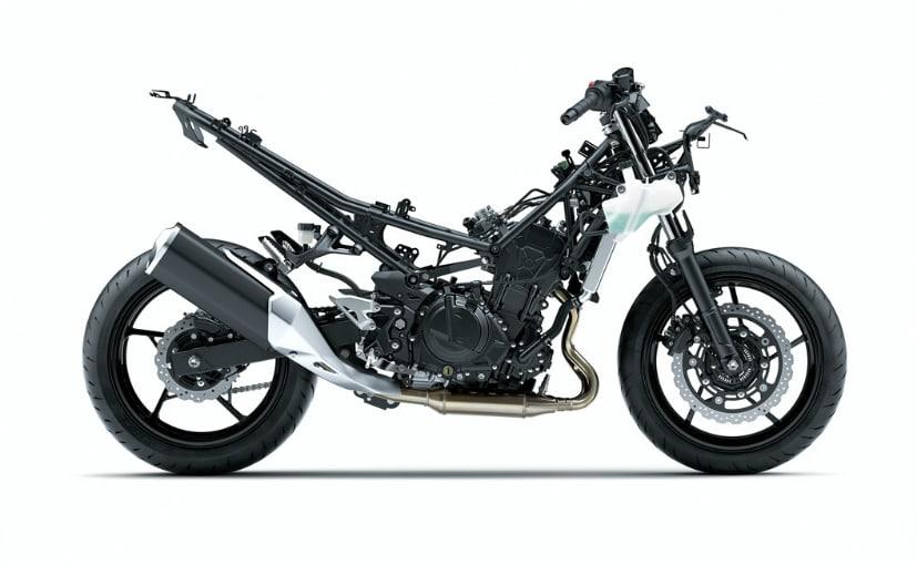 La Kawasaki Z 400 ya está en camino