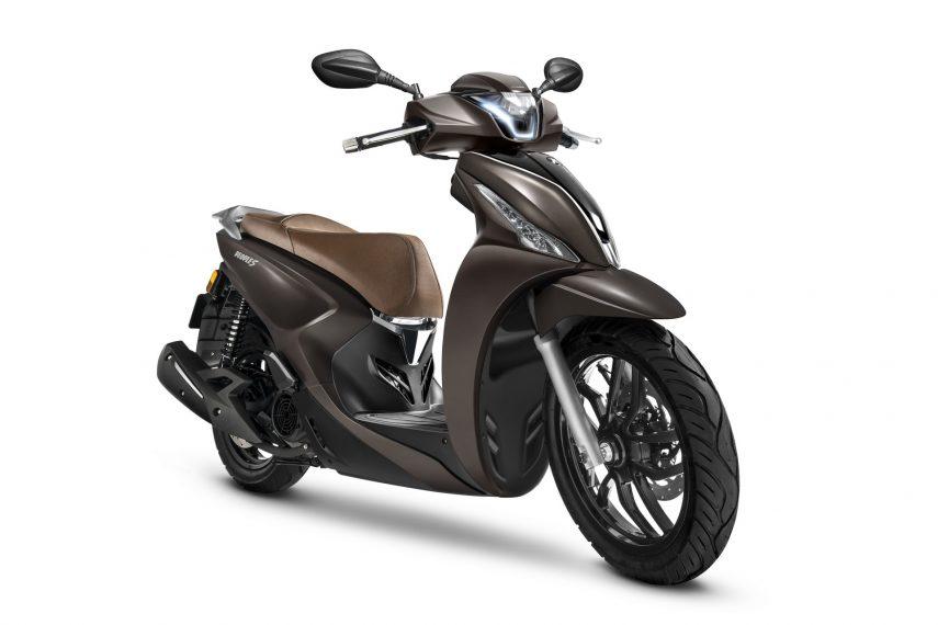 Kymco People S: un scooter  de rueda alta sobradamente preparado para la ciudad