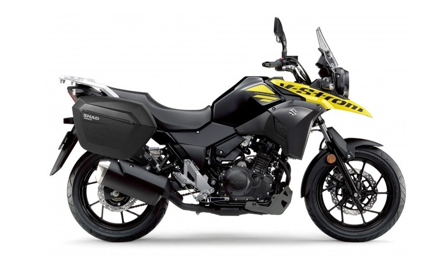 Moto del día: Suzuki V-Strom 250