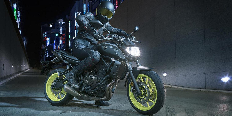 Moto del día: Yamaha MT-07