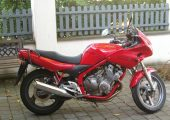 Yamaha XJ 600S Diversion 2