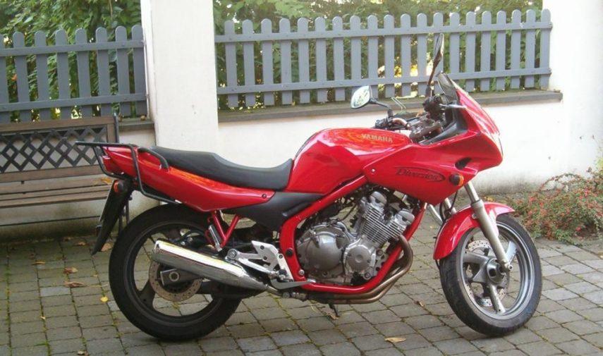 Moto del día: Yamaha XJ 600 S Diversion