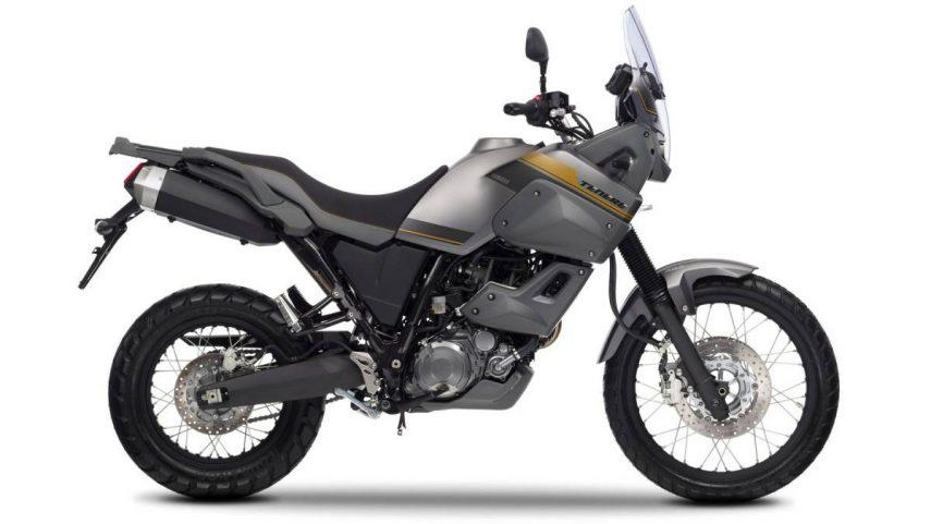 Moto del día: Yamaha XT 660 Z Ténéré