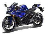 Yamaha YZF R3 2019 Render 2