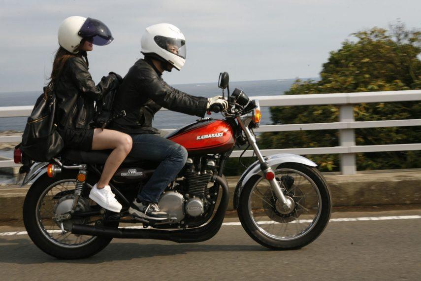 Moto del día: Kawasaki Z 750 (Z2)