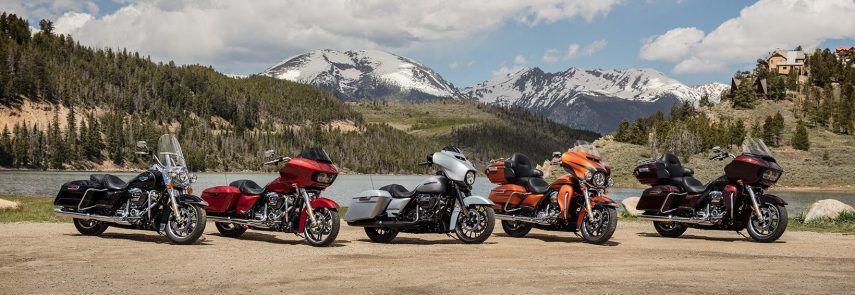 Las nuevas Harley-Davidson llegan a España