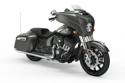 2019 Indian Chieftain Steel Gray