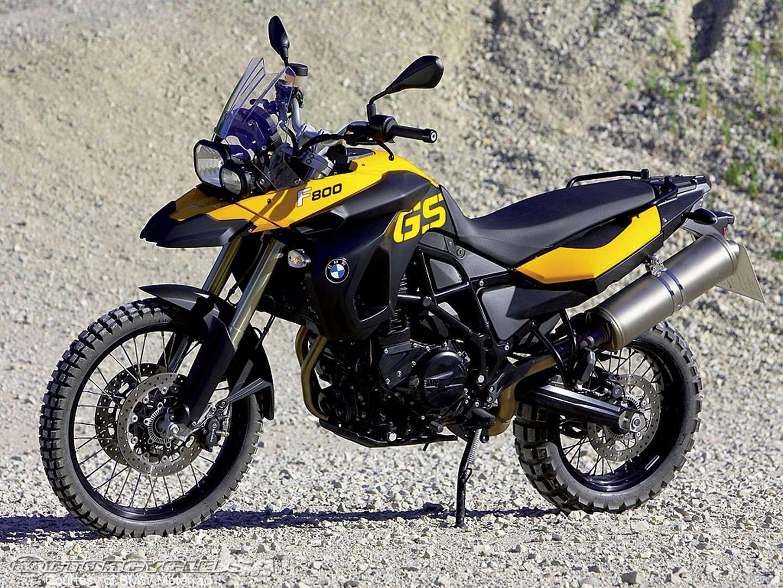 Moto Del Día Bmw F 800 Gs Espíritu Racer Moto