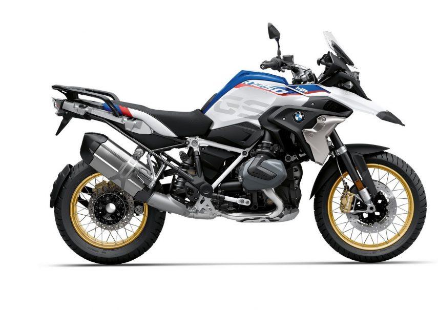 Sube el precio de las nuevas BMW R 1250 GS y BMW R 1250 RT