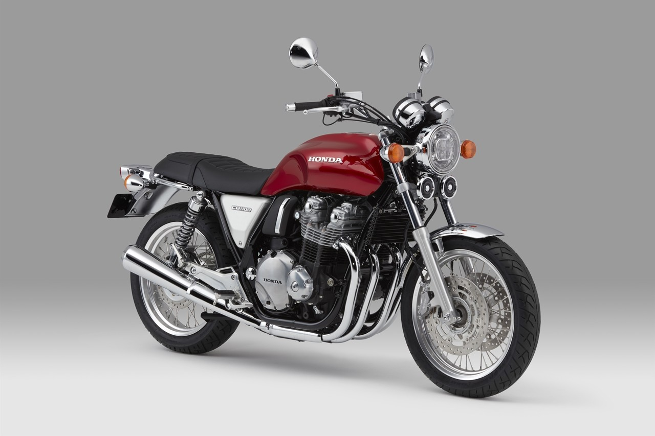 Moto del día: Honda CB 1100