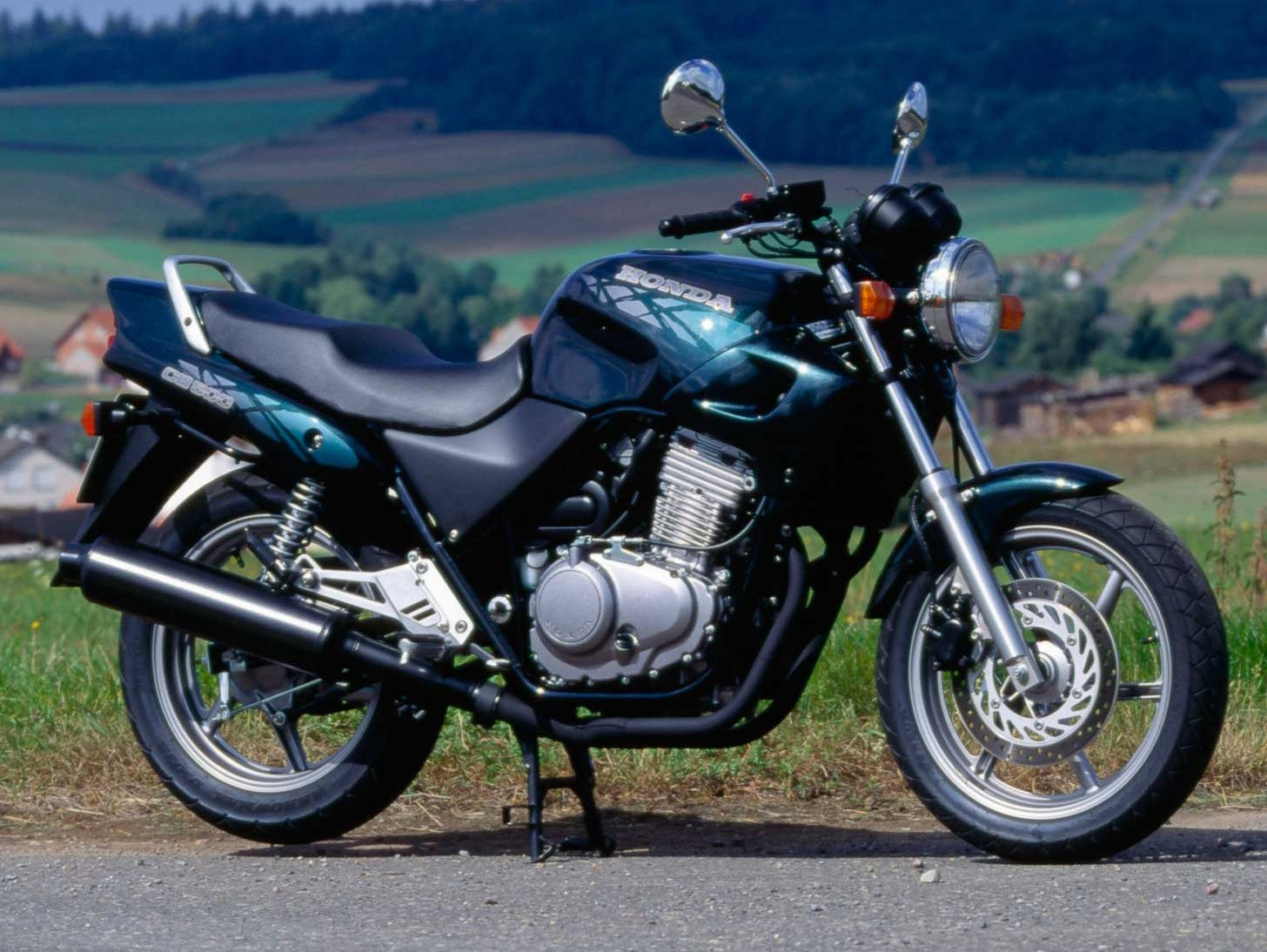 Honda CB500 1