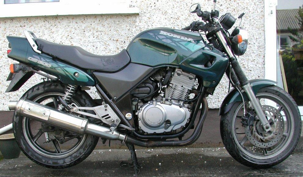 Honda CB500 5