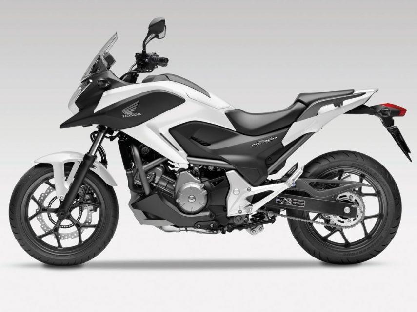 Moto del día: Honda NC 700 X