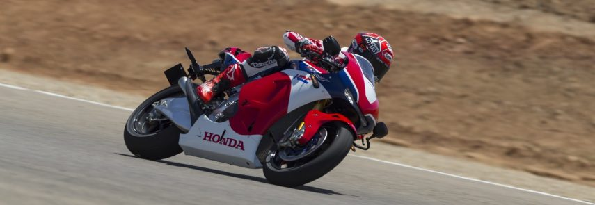 Moto del día: Honda RC213V-S