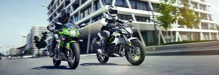 Kawasaki Ninja 125 y Z 125, deportividad a tu alcance
