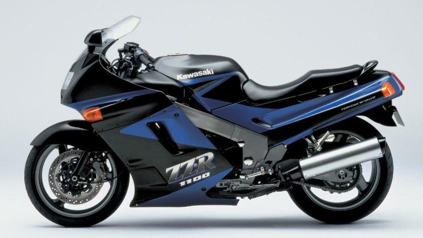 Moto del día: Kawasaki ZZR 1100