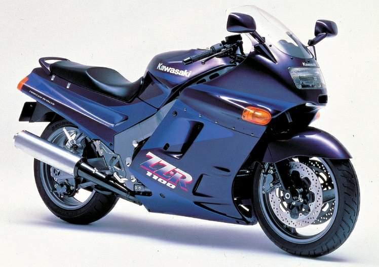 Kawasaki ZZ R1100 4