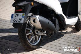 Peugeot Belville 125 Allure 11