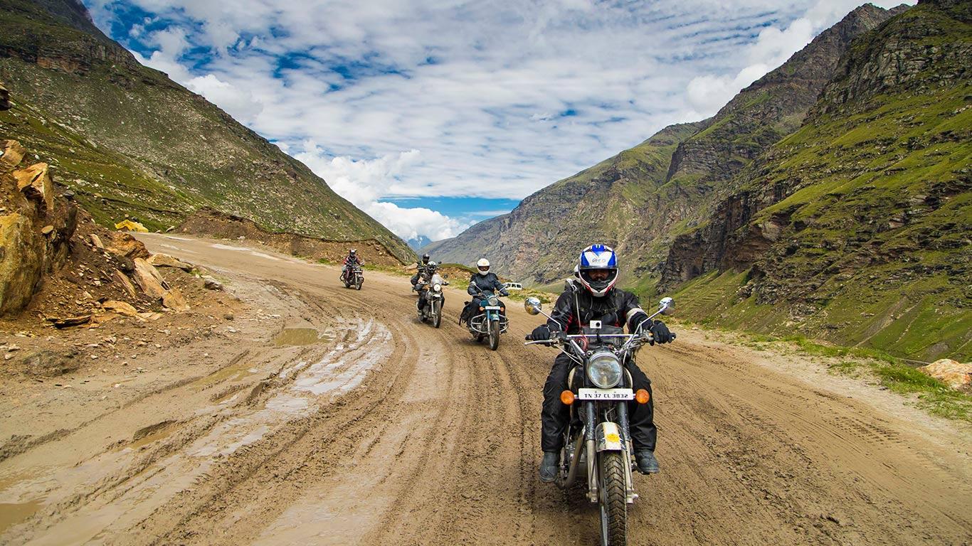 Royal Enfield Himalayan 7
