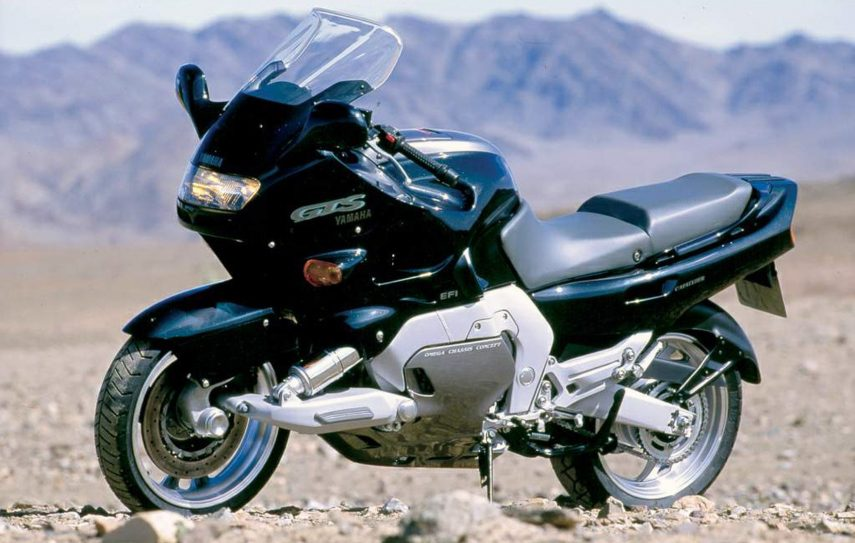 Moto del día: Yamaha GTS 1000