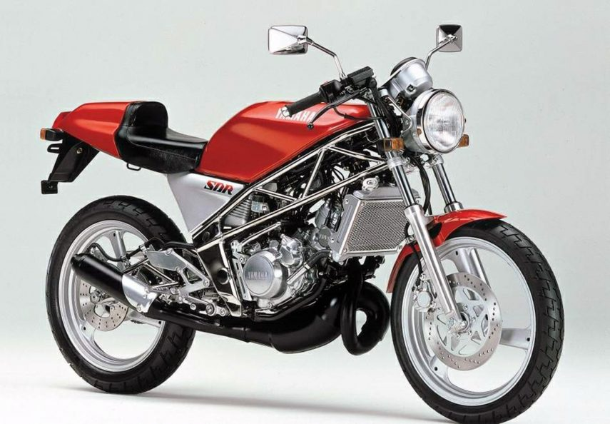 Moto del día: Yamaha SDR 200