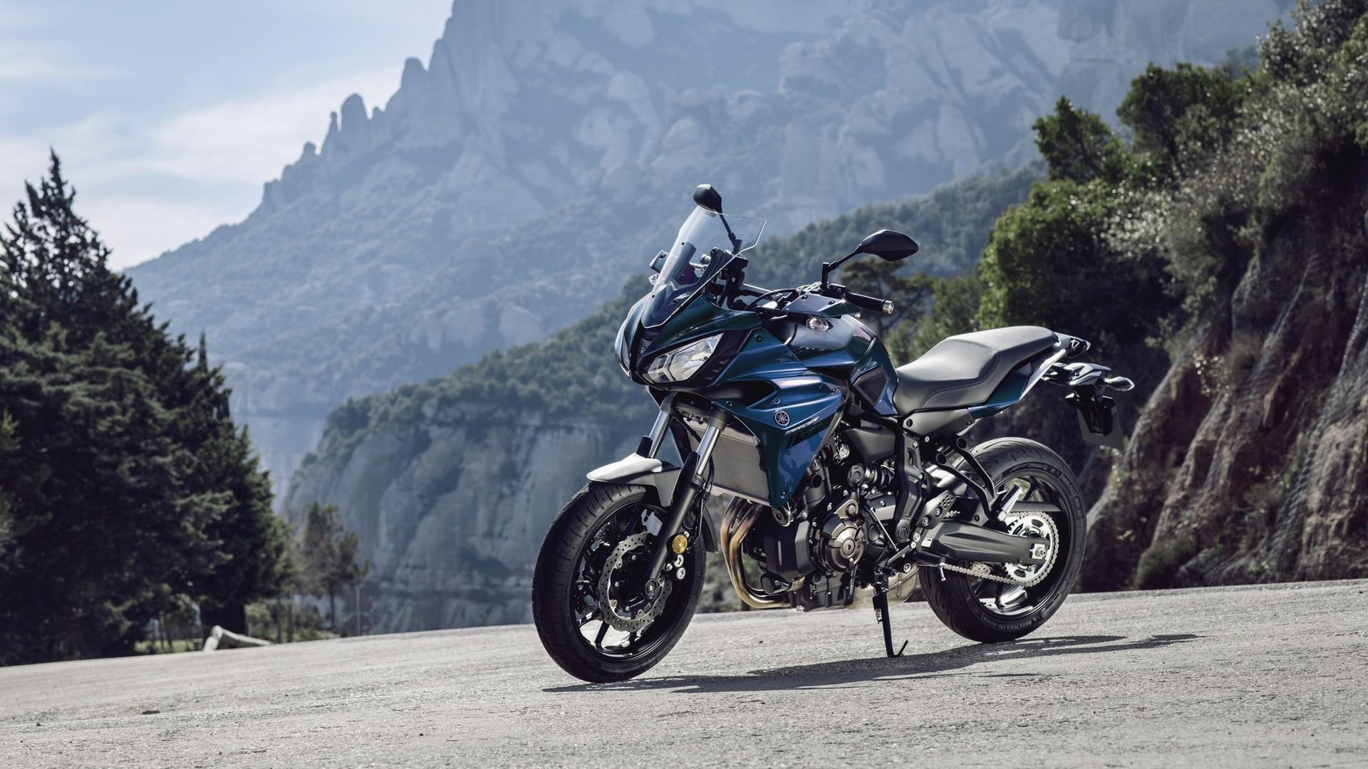 Yamaha Tracer 700 6