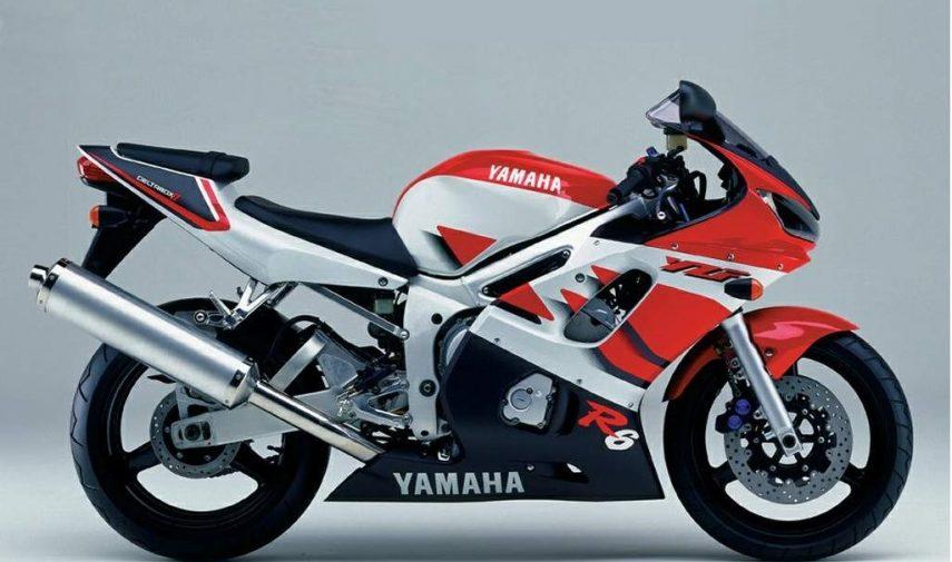 Moto del día: Yamaha YZF-R6 (1999)