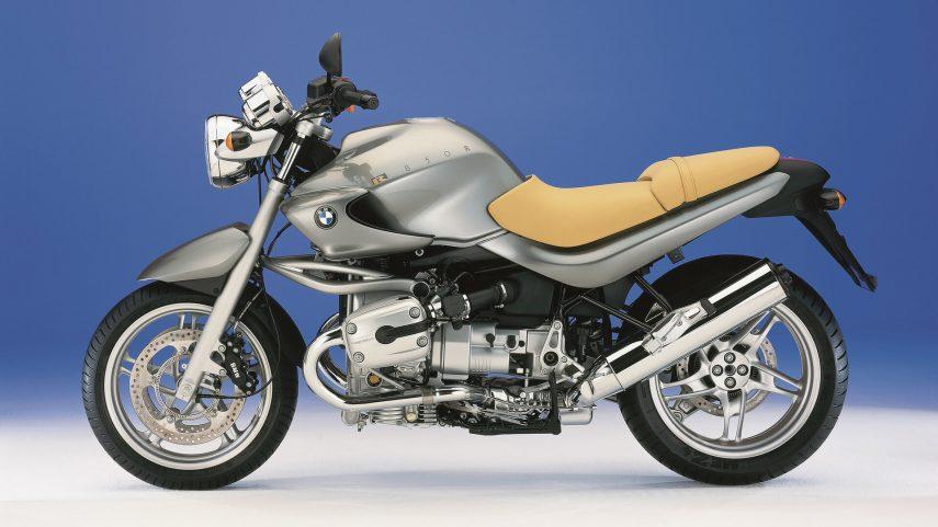 Moto del día: BMW R 850 R
