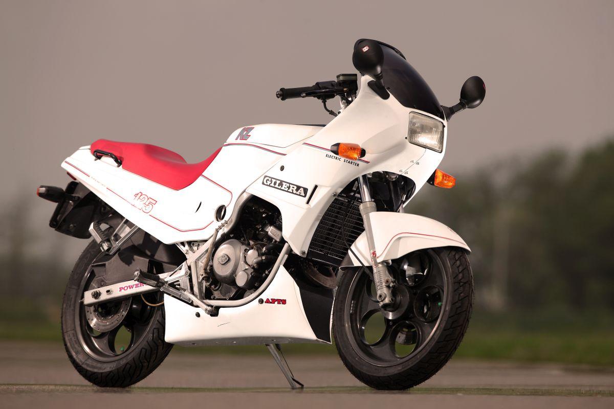 Moto del día: Gilera KZ 125